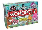 MONOPOLY Moshi Monsters Board Game. Best