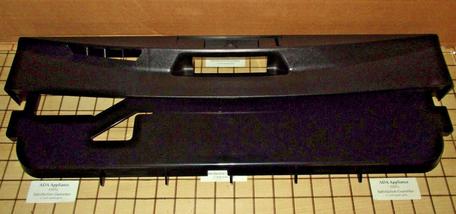 NEW Frigidaire Dishwasher Panel Blk 154468703 SATISF GUAR & FREE EXPD SHIP