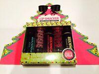 Lip Smacker So Chic 5 Piece Collection 2 Luscious Lip 3 Smacker Glaze