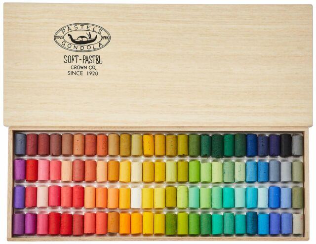 Gondola Pastel �E00 Color Set