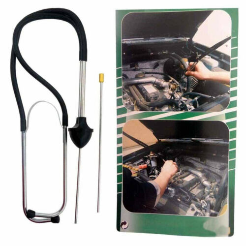 Professional Diagnostic Tools Mechanics Tester Detector Car Engine Stethoscope