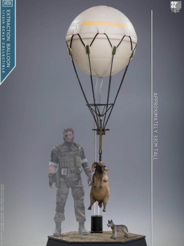 Preordine 112 SCALA LIMgiocattoli LIMINI Ptuttioncino scena Metal Gear Solid Snake