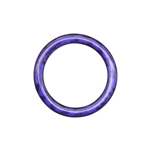 Car Engine Start Stop Push Button Ring Trim for 1//3//5 Series E87 E90 E60 320 525