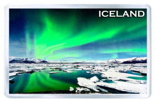 Iceland Mod5 Fridge Magnet Souvenir Fridge Magnet