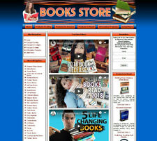 Book Store Complete Turnkey Website Amazon Google Affiliate