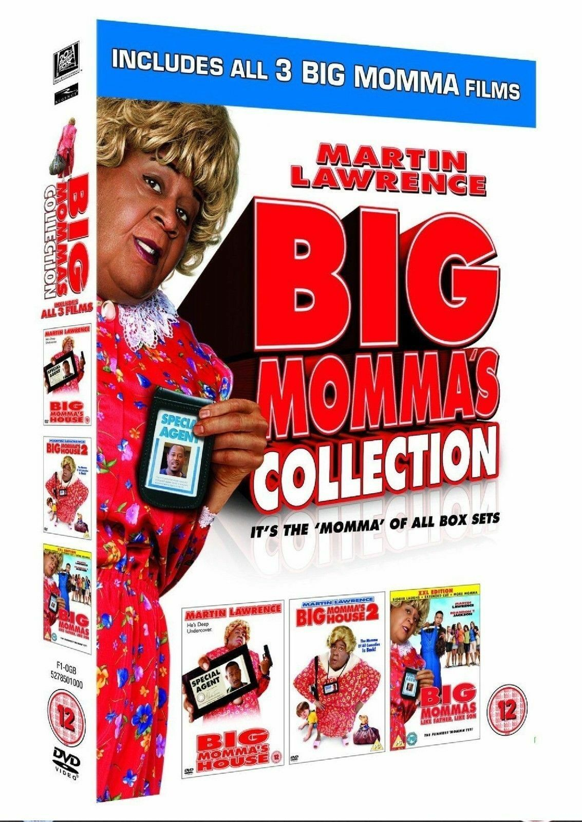 Image result for big mommas house trilogy