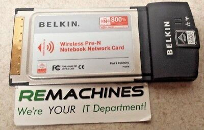 BELKIN WIRELESS CARD F5D8010 DRIVER FOR WINDOWS 8
