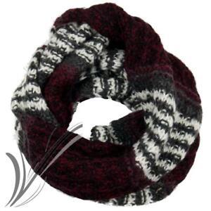 vendite all'ingrosso qualità eccellente selezione straordinaria Scaldacollo x bordeaux a maglia uomo calda invernale ragazzo ...