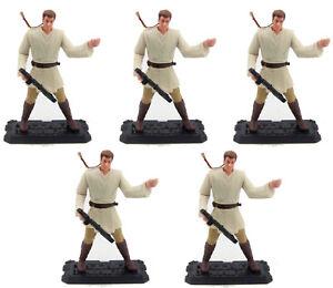 5Pcs-Star-Wars-hasbro-1999-Obi-Wan-Kenobi-Episode-1-Jedi-duel-3-75-034-movie-figure