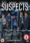 SUSPECTS Stagioni 3/4/5 Serie Complete BOX 4 DVD in Inglese NEW .cp