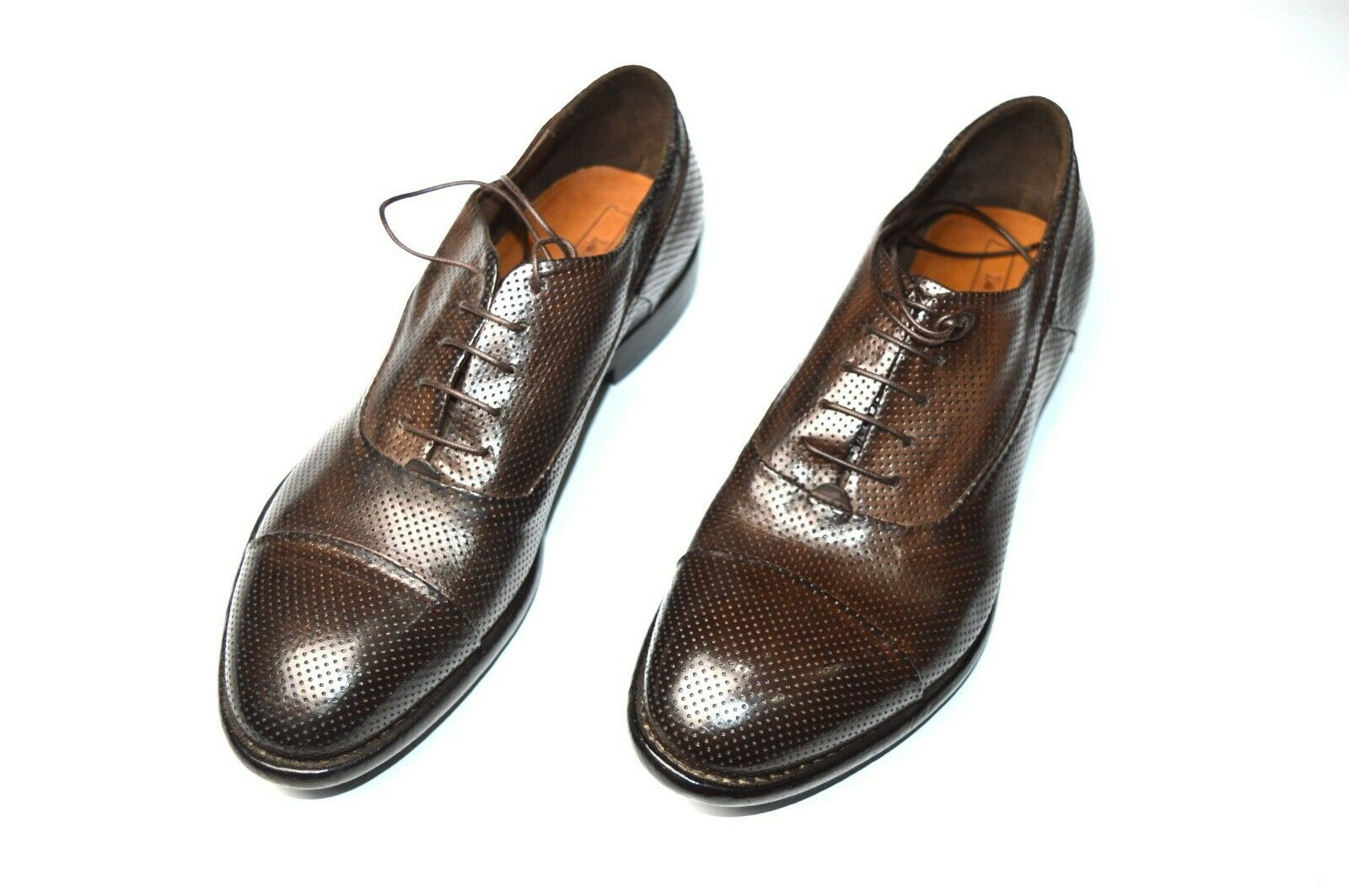 NEW LEMARGO Dress Leather schuhe Größe Eu Eu Eu 43.5 Uk 9.5 Us 10.5 (CodLM2) 5b17e5