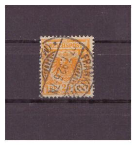 Deutsches-Reich-MiNr-49-KGS-Frankfurt-Main-27-07-1892