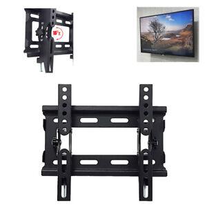 14-49-034-Tilt-TV-Wall-Mount-Bracket-40kg-Weight-Capacity-Max-VESA-200x200mm-DCUK
