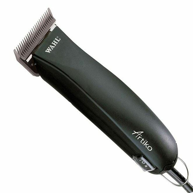 Wahl Artiko Mains Operated Clippers Dog Pet Animal Grooming Tool Kit Comb