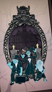 Disney-WDI-D23-2019-Haunted-Mansion-50th-Anniversary-Super-Jumbo-Pin-LE250