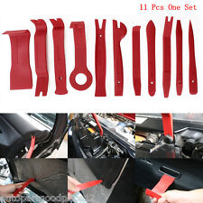 11Pcs Car Door Board Dash Trim CD Audio Panel Moulding Install Removal Pry Tools