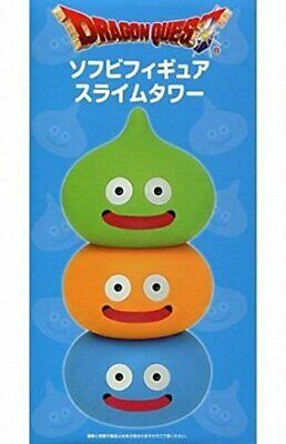 Dragon Quest AM Soft Vinyl Figure Slime Tower