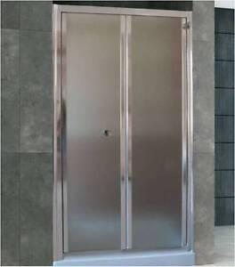 Cabina box doccia cristallo 5 mm porta a libro nicchia prezzo finito h 185 cm ebay - Porta cabina doccia ...