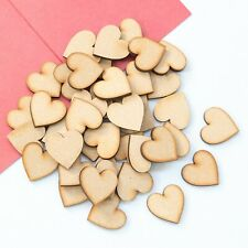 Pack of 12 Buntings 15cms Wooden Laser Cut MDF
