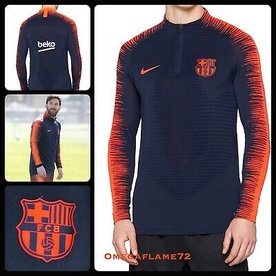 Nike FC Barcelona VaporKnit Strike Drill Soccer Beko 943165-452