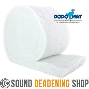 Dodo Thermo Fleece Camper Insulation Itch Free PET Recycled Plastic Bottle