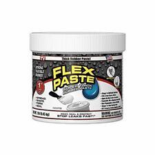 Flex Seal Pfswhtr16 Flex Paste 1 Lb Jar White