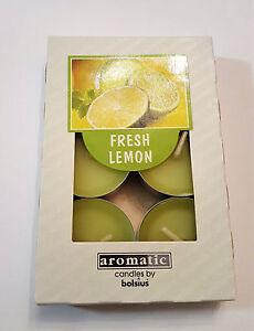 Duftteelicht-Teelichter-Limone-Lemon-6-er-Packung-Kerze-von-Bolsius