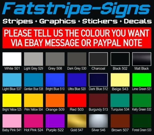 FORD FIESTA ST CAR CHECKER GRAPHICS VINYL STRIPES DECALS STICKERS Mk6 1.6 2.0