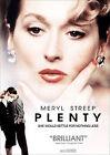Plenty (DVD, 2010)