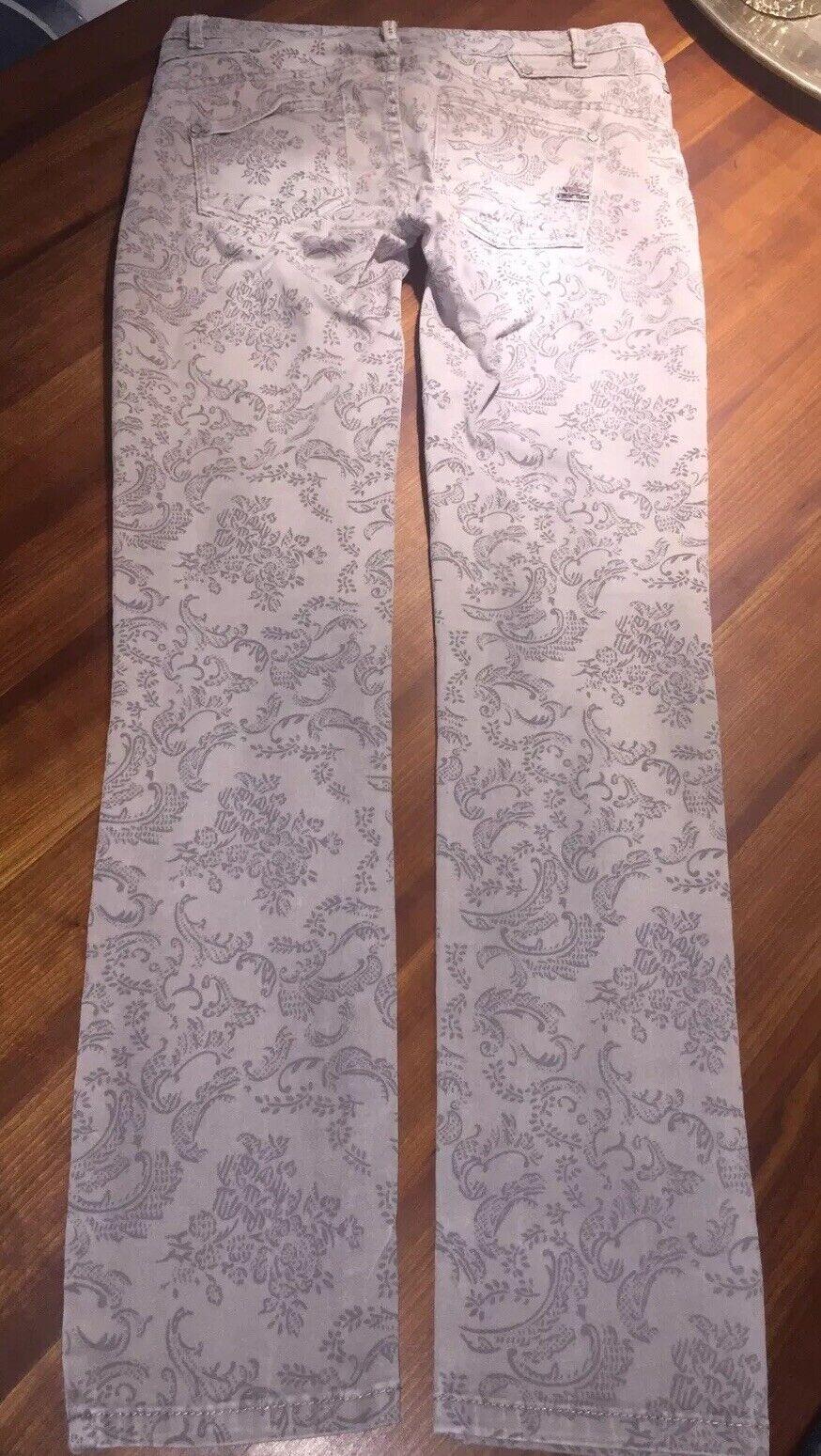 Original Buena Vista Damen Stech Jeans GrS 36 36 36 38 Braun Mit Ornamenten   Kaufen Sie online    Mittel Preis    Perfekt In Verarbeitung    Moderater Preis    Zart  b9b265