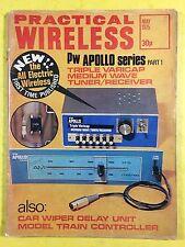 PRACTICAL WIRELESS Magazine - May 1975 - Pw Apollow - Triple Varicap MW Tuner