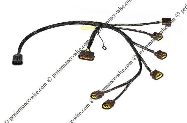 WIRING SPECIALTIES COIL PACK HARNESS LOOM- R33 GTST GTS SKYLINE RB25DET SERIES 1