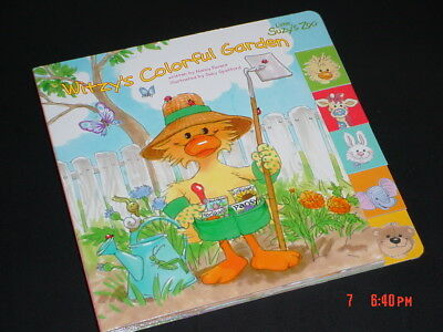 Little Suzy S Zoo Witzy S Colorful Garden Board Book