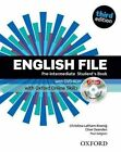 English File: Pre-Intermediate: Student's Book with iTutor and Online Skills by Oxford University Press (Mixed media product, 2013)