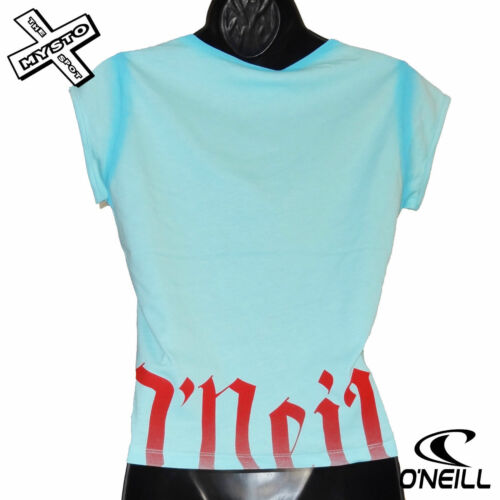 O/'NEILL BOARD BABES /'HAND PAINTED/' WOMENS TOP T-SHIRT S M L XL SURF BNWT RRP £33