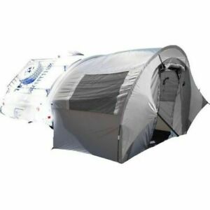 PahaQue Tab Trailer Side Tent Silver Mfg Sttab-s #265406