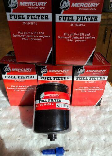 MERCURY MerCruiser Fuel Filter #35-18458T 4 NIB