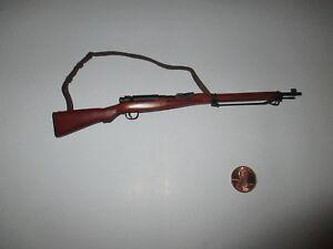 Metal Elite 1//6 Scale WWII japonais Type 38 Arisaka Rifle Wood /& Metal USA