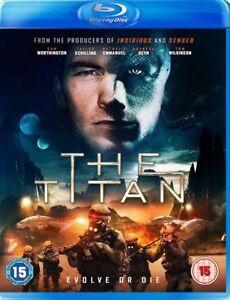 The Titan Blu-Ray Nuovo (SIG549)