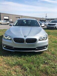 2014 BMW Série 5i Xdrive