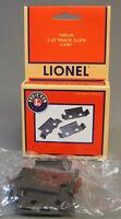 Lionel 027 Track Clips Train Clip Tubular 3 Rail Connector Lock 6-62901