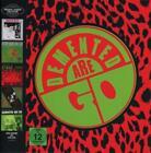 4 Original Albums+2 Live-Shows-3CD+DVD Boxset von Demented Are Go (2014)