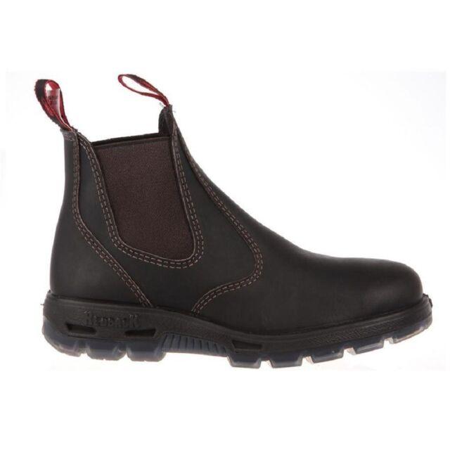 554df51ca86 Redback Dealer Steel Toe Cap Safety BOOTS Air Cushioned Chelsea Market  USBOK UK 10 EU 44