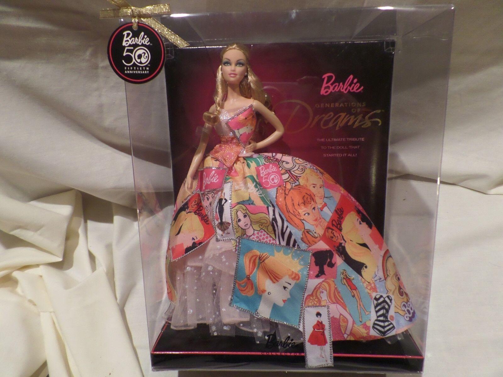 Generaciones de los Sueños Muñeca Barbie 2009