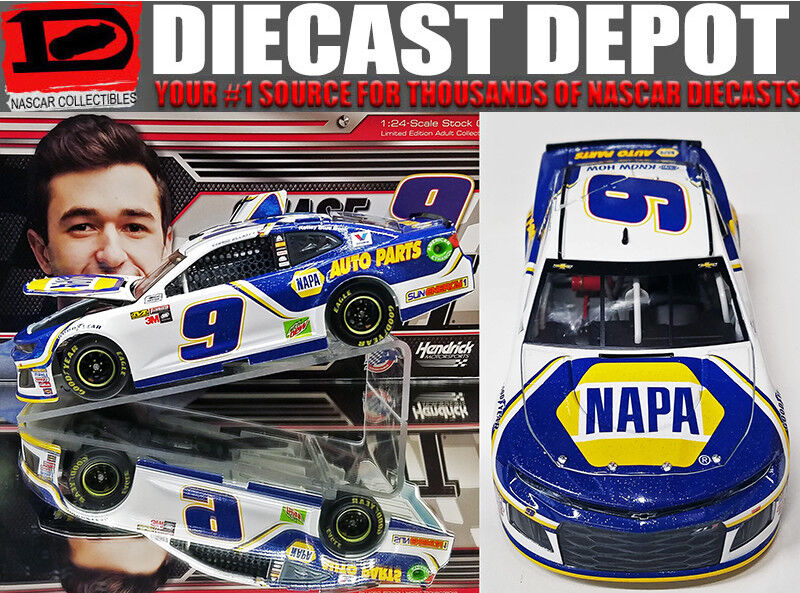 CHASE ELLIOTT 2018 NAPA CAMARO 1 1 1 24 SCALE ACTION NASCAR DIECAST COLLECTOR 6c848c