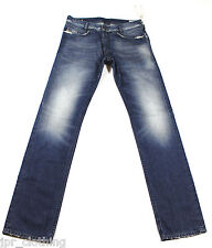 BRAND NEW DIESEL POIAK 880E JEANS 30X34 0880E REGULAR SLIM FIT TAPERED LEG