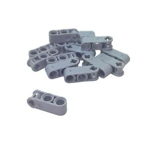 15-NEW-LEGO-Technic-Axle-Pin-Connector-Perpendicular-3L-2-Pin-Holes