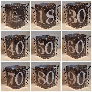 oder  x Windlicht Dekoration Jubiläum 50 Geburtstag x. Zahl frei wählbar