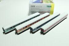 Minitrix N 51 1027 00 S-Bahnzug m E-Lok BR 111 118-6 DB OVP RB7460