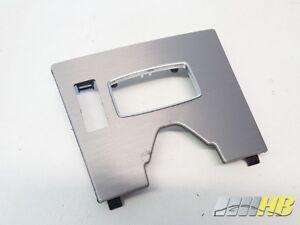 Abdeckung-Drehschalter-Mercedes-E-Klasse-W212-A-2126806593-Alu-Aluminium